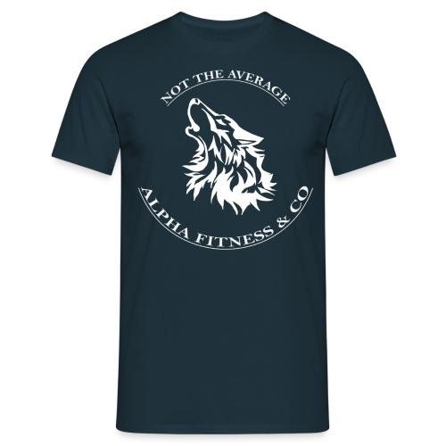 Alpha fitness & Co - Men's T-Shirt