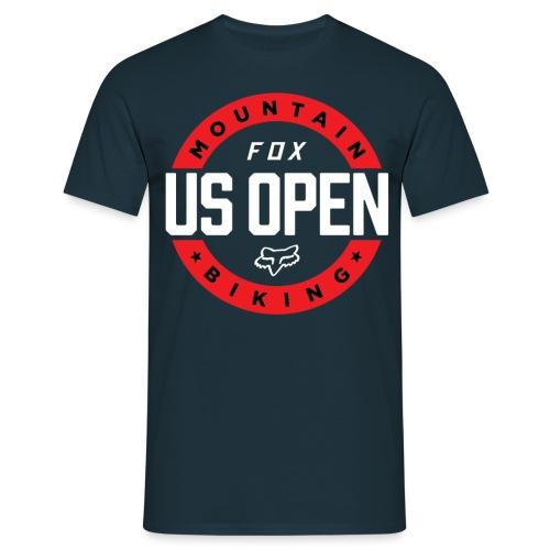 MTB FOX US OPEN - Camiseta hombre