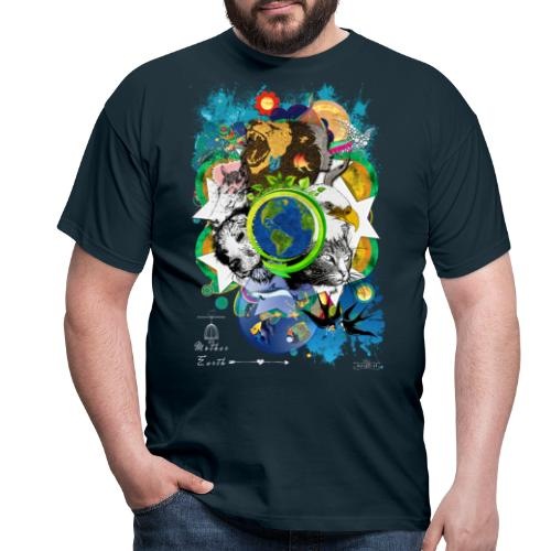 Mother Earth -by- T-shirt chic et choc - T-shirt Homme