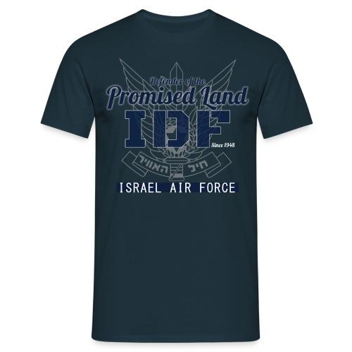 IDF3 Dark BG - Men's T-Shirt