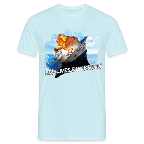 ship 3 - T-shirt Homme