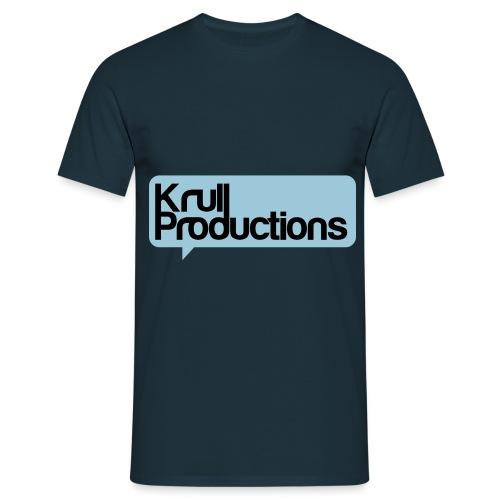 kpshirtblsvart - T-shirt herr