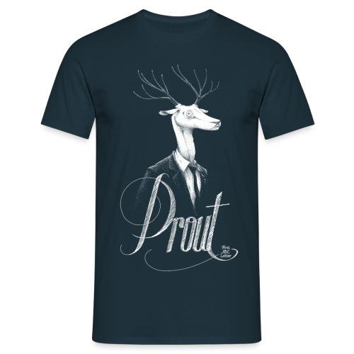 T-shirt_prout_biche_01 - Men's T-Shirt