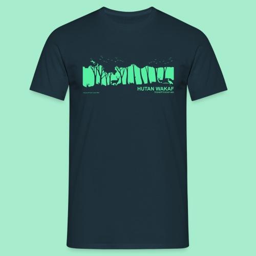 Regenwald Sumatra - Männer T-Shirt