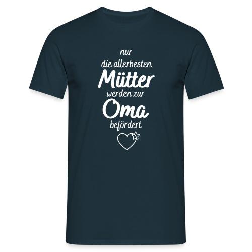 Nur die allerbesten Mütter - Männer T-Shirt