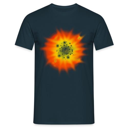 Clusternova - Men's T-Shirt