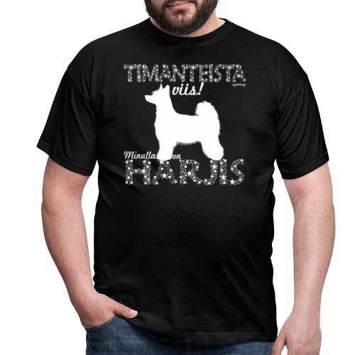 Harjis Timantti P - Miesten t-paita