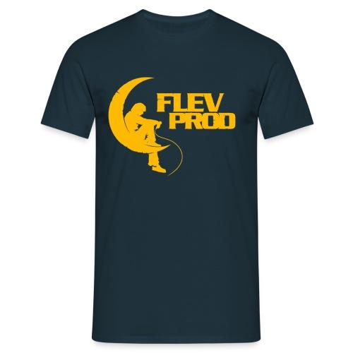 Logo Officiel Flèvprod - T-shirt Homme