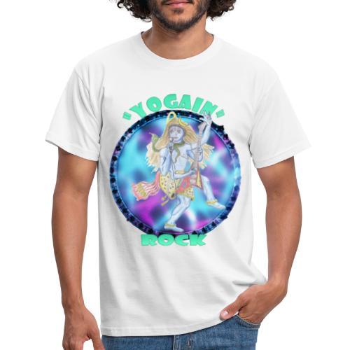 YogaIn Rock - Maglietta da uomo
