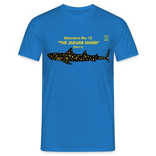 jaguarshark - Men's T-Shirt