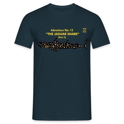 jaguarshark - Men's T-Shirt
