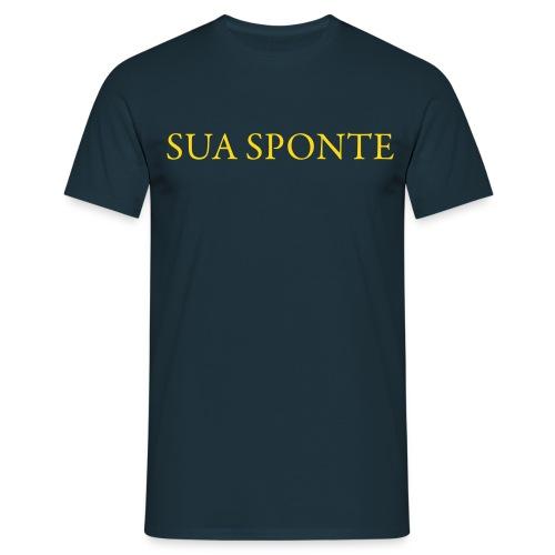 sua sponte - Männer T-Shirt