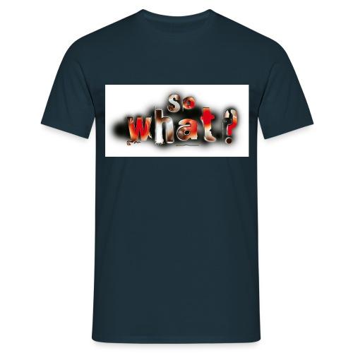 logo3002 - Männer T-Shirt
