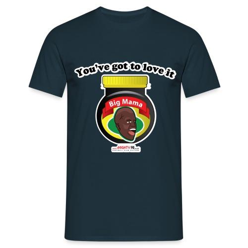 Marmite Collection Big Mama - Men's T-Shirt