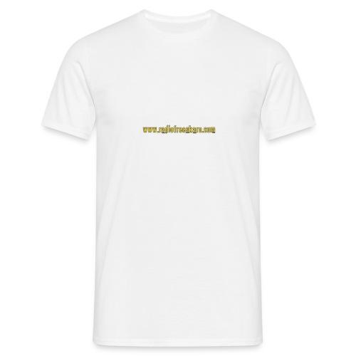 shirt intellect white - Men's T-Shirt