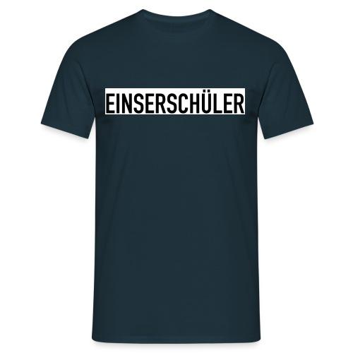 einserschueler - Männer T-Shirt