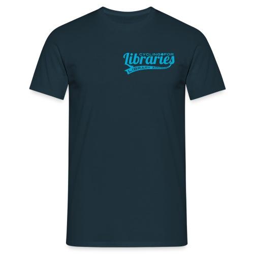 basic_turq - Men's T-Shirt