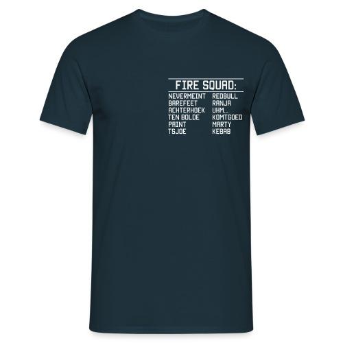 8DArmyTekst v001 - Mannen T-shirt