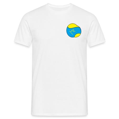 mr hav3rgyn logo - Herre-T-shirt