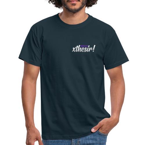 xThe Sir Logo - Männer T-Shirt