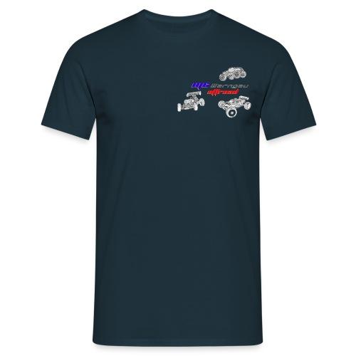 mc warngau logo - Männer T-Shirt