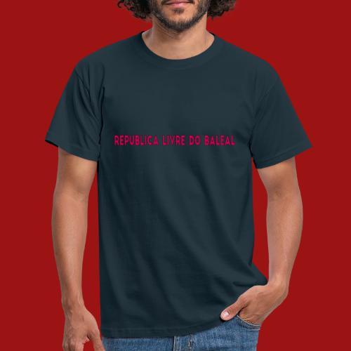 Republica Do Baleal - T-shirt Homme