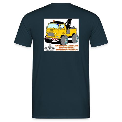 estafette - T-shirt Homme