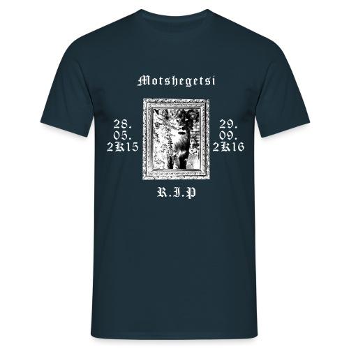 MotshegetsiWHITE - Männer T-Shirt