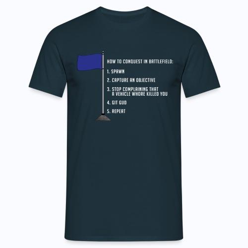 conquest - Men's T-Shirt