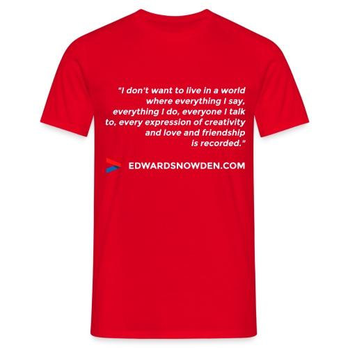 design_4_white - Men's T-Shirt