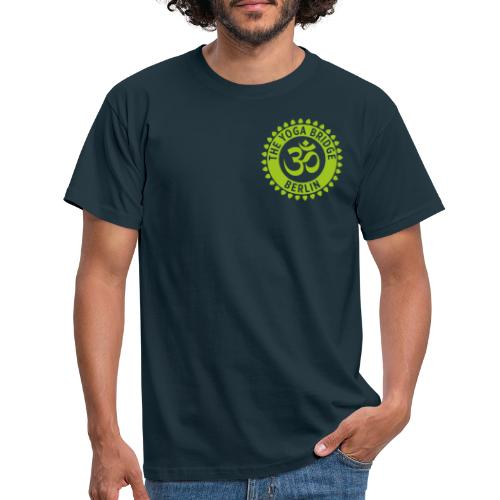 The Yoga Bridge Berlin - Männer T-Shirt