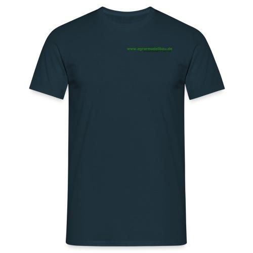 schriftzug trans - Männer T-Shirt