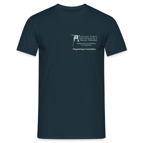 atscc-logo-oc - Männer T-Shirt