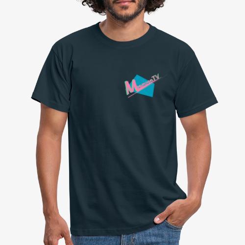 MoumoonTV logo - T-shirt Homme
