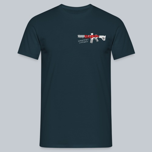 CLASSIC - REAPERs Airsoft - Männer T-Shirt