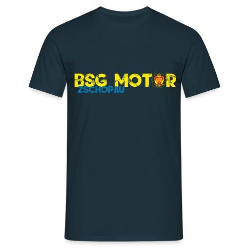 BSG Motor Zschopau - Männer T-Shirt