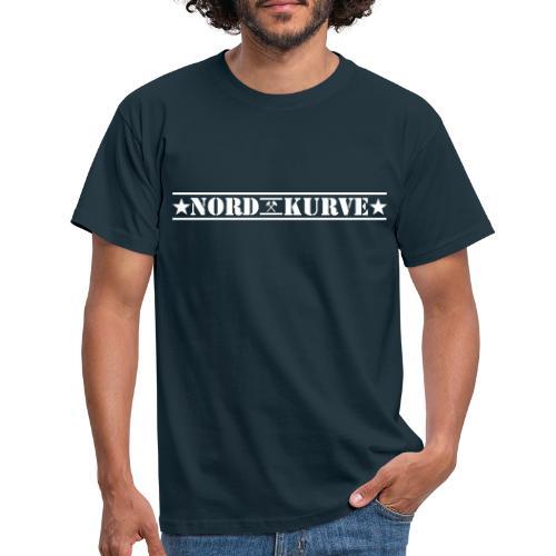 NORDxKURVE - Männer T-Shirt