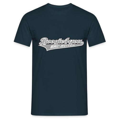 boogie4yougrau02 - Männer T-Shirt
