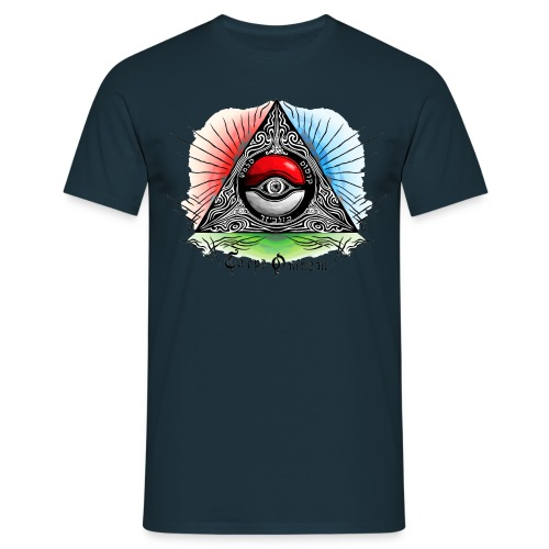 Carpe Omnem - T-shirt Homme