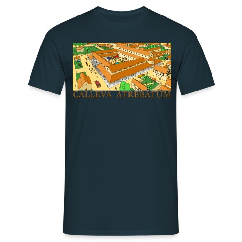calleva png - Men's T-Shirt