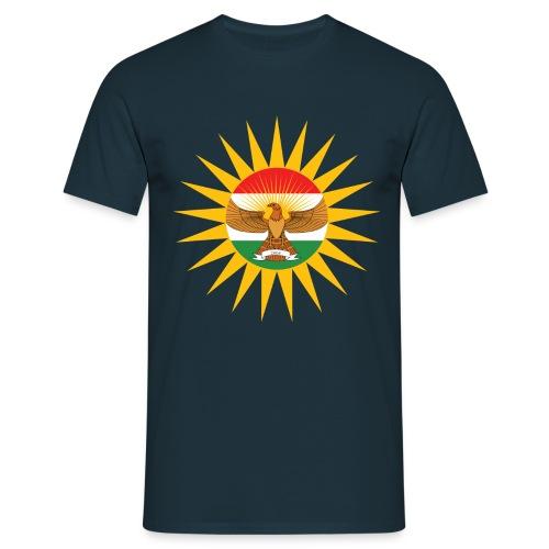 eagle sun png - Männer T-Shirt