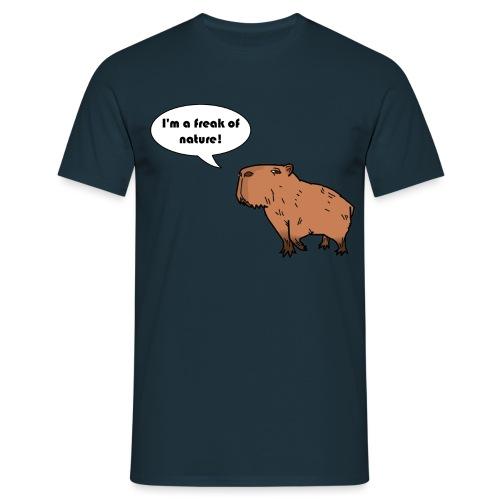 motif_capybara - T-shirt Homme
