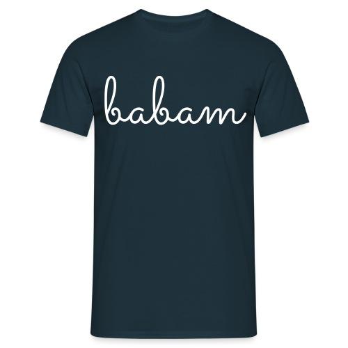 babam - Mannen T-shirt