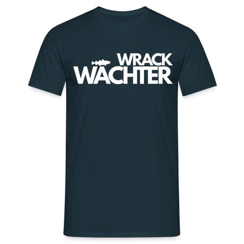 wrackwächter2 - Männer T-Shirt