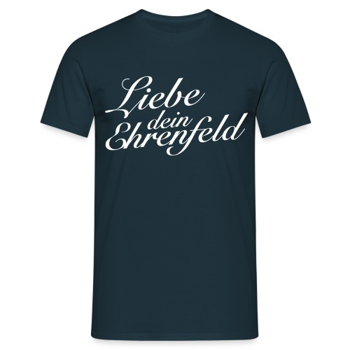 liebe_dein_ehrenfeld - Männer T-Shirt