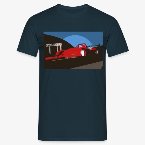 P01 V00 A 06 SL2 - T-shirt Homme
