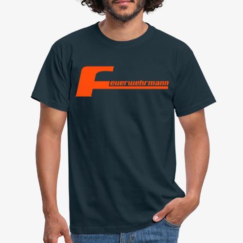 Feuerwehrmann - Männer T-Shirt
