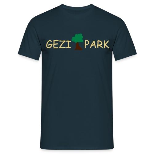 gezi park in Istanbul - Männer T-Shirt