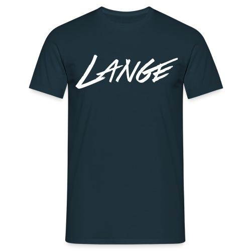 DJLANGE LOGO - Men's T-Shirt