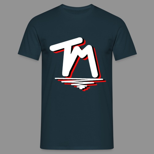 Trickermania Logo UP - Men's T-Shirt